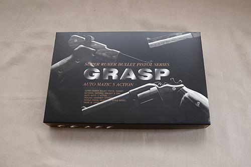GRASP ベレッタ92F 木製ゴム鉄砲