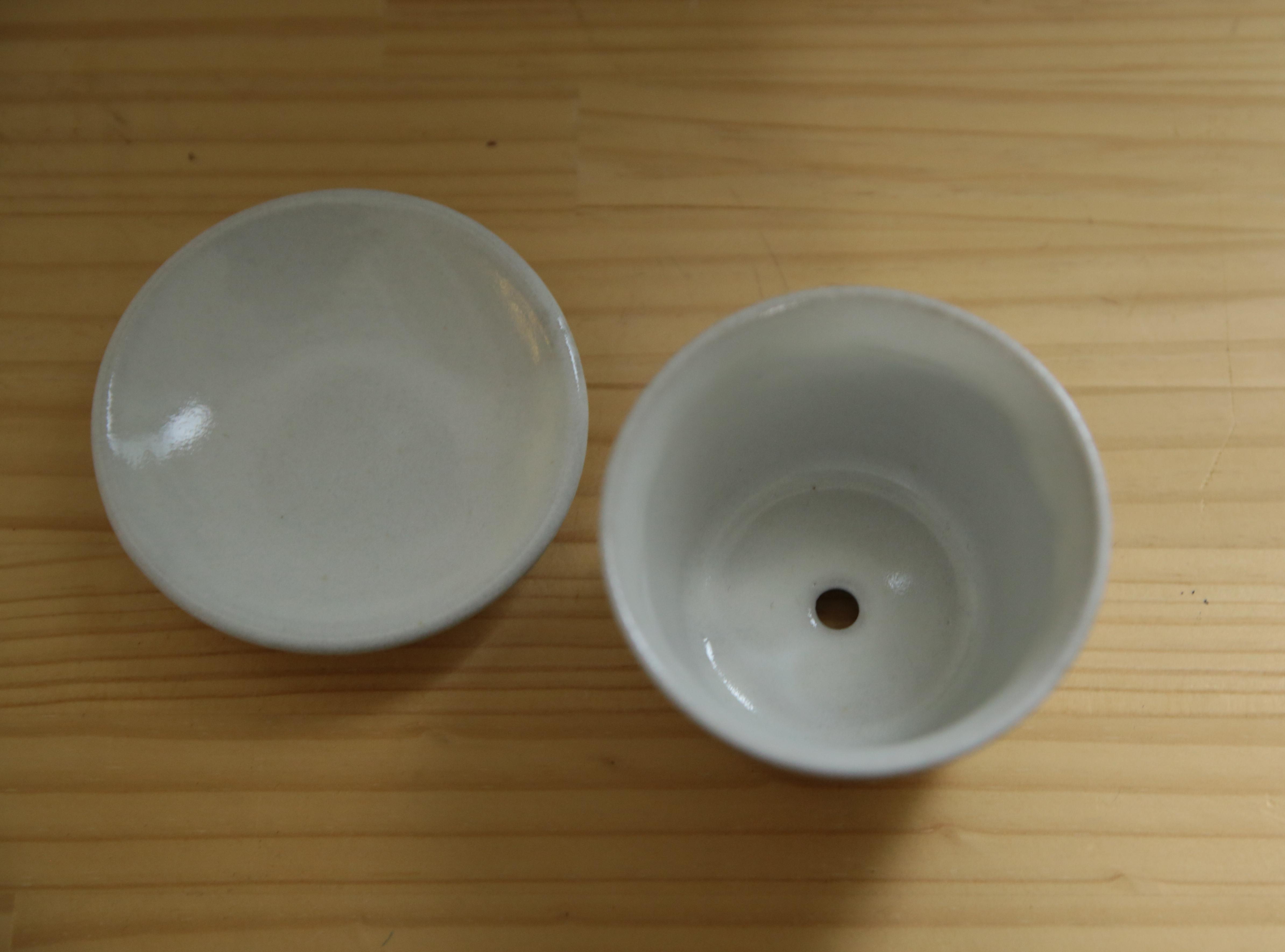 匣庭3号鉢益子焼