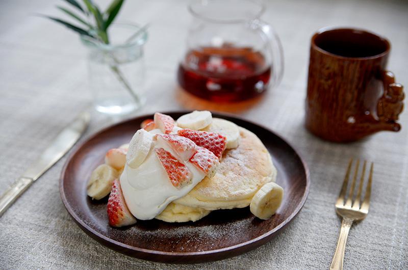 ホットケーキ皿