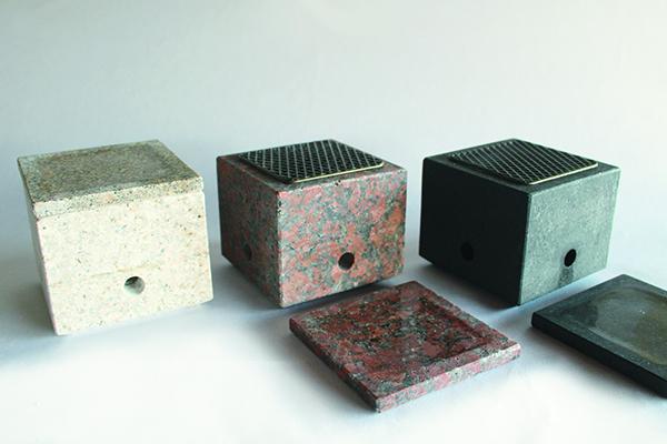 石乃炙り鉢