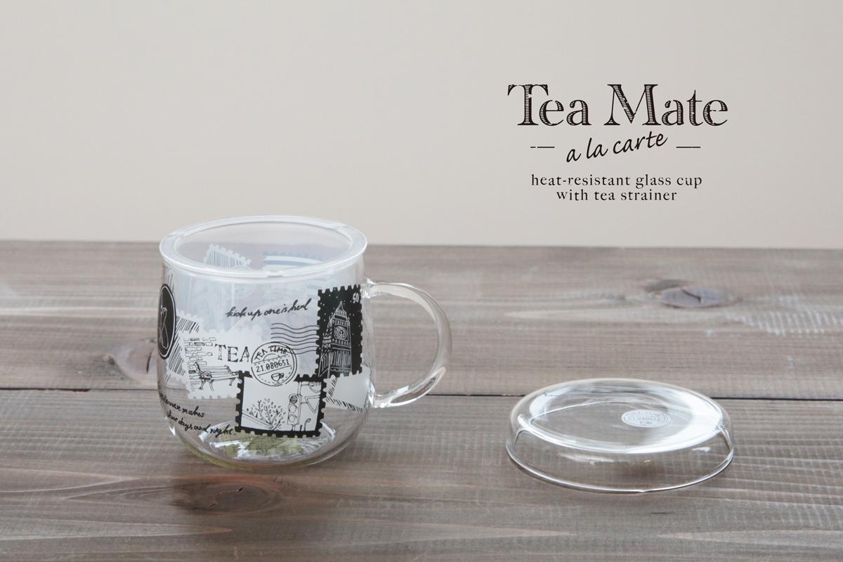 Tea mate a la carte
