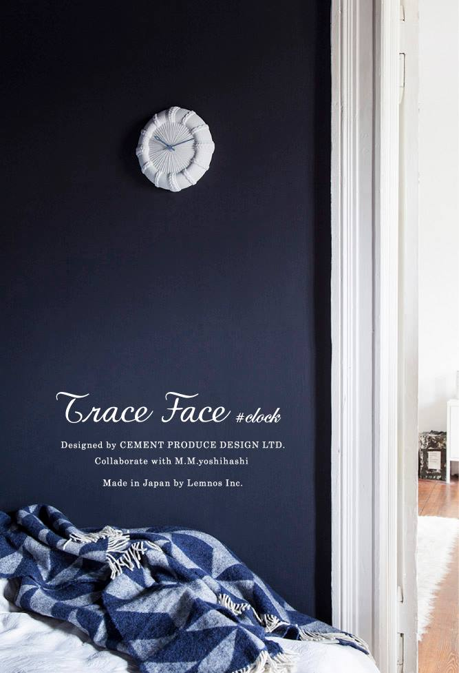 Trace Face #clock